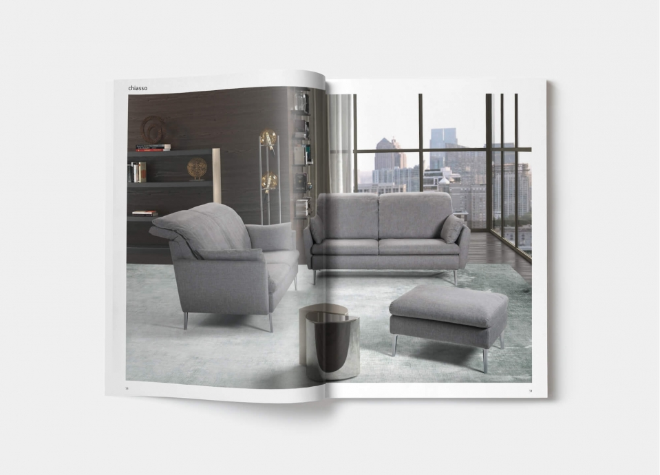 horst collection katalog sofa canape design moebel chiasso
