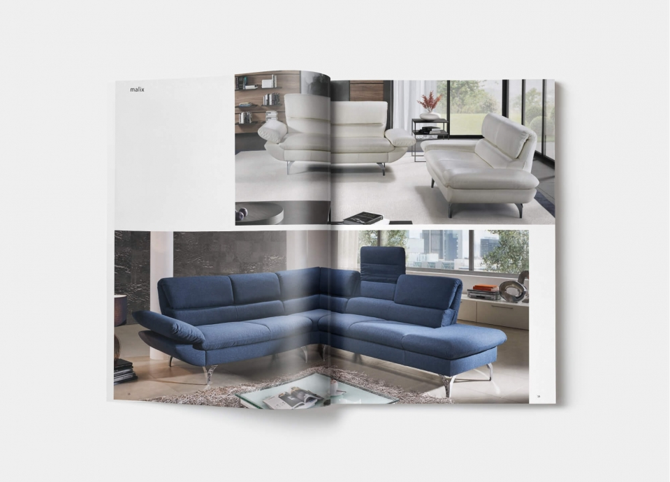 horst collection katalog sofa canape design moebel malix