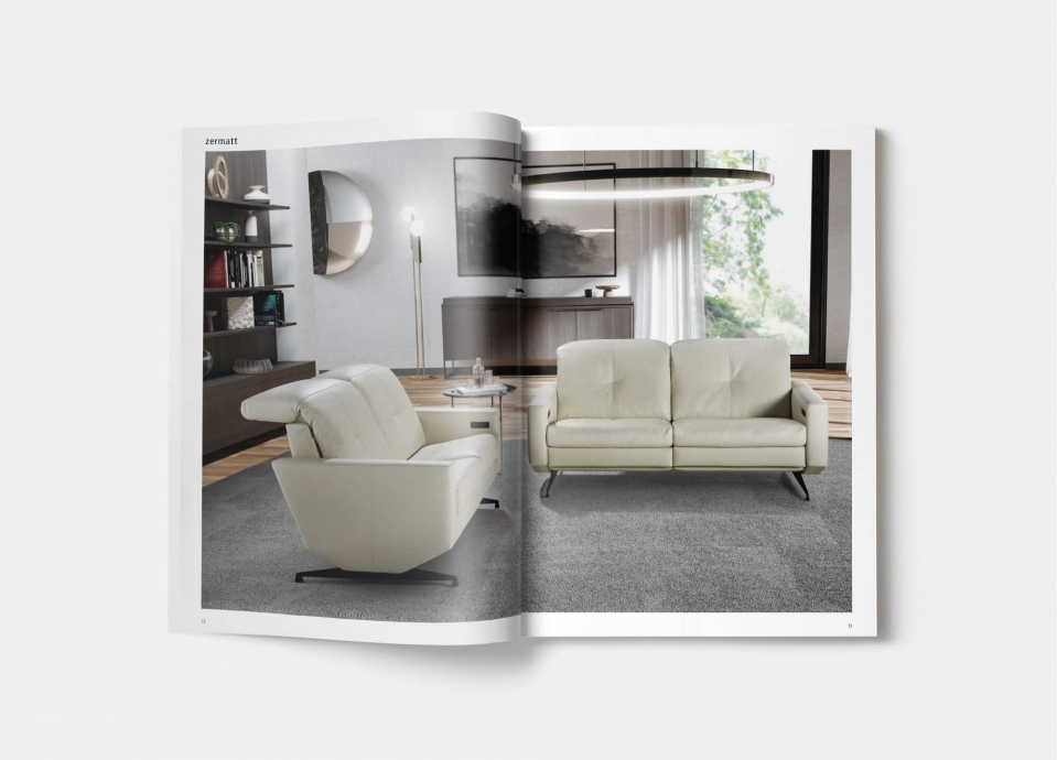 horst collection katalog sofa canape design moebel zermatt